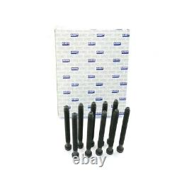 NEU Zylinderkopf + Einbau Set 3 Kerben VW 2.0 TDI 03L103265BX AMC 908050