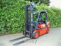 Nissan 2.5ton Diesel Counterbalance Forklift Truck/ Komatsu-Hyster-Linde-Mitsi
