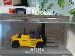 Rare Forklift model clark cat jungheinrich linde joal conrad nzg toyota # 12