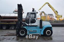 SMV 10-600B 10T Fork Lift Truck Toyota Hyster Linde Yale DW0318