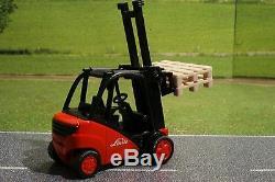 Siku 1722 Linde Forklift Truck Diecast 150 Scale