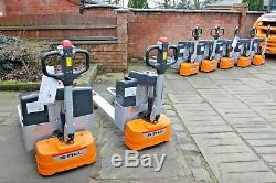 Still ecu15 electric pallet truck, new 2018! Linde t16 t20, bt, jungheinrich eje