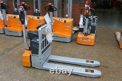 Still ecu15c electric weighing scale pallet truck forklift linde t20 bt cat