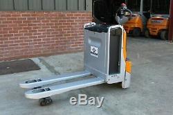 Still exu20 electric forklift pallet truck, linde t20, eje20, toyota bt, 2015