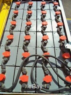 TCM electric forklift truck/ Linde, Toyota, Hyster, BT, Mitsubishi, Still, Clark