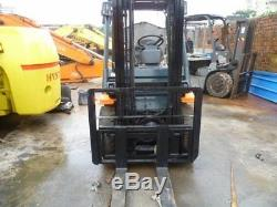 TOYOTA Diesel Counterbalace Fork Lift Truck Toyota Linde Hyster Yale DW0243