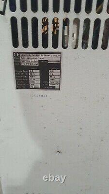 Tebetron 48v 3 Phase 150 amp Forklift Truck Battery Charger HysterYale Linde