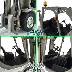 UK Stock Linde Forklift LESU 1/14 RC Transfer Motor ESC Servo Truck Unassembled