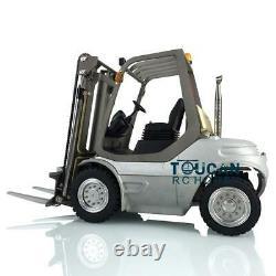 UK Stock Unassembled Linde Forklift LESU 1/14 RC Transfer Motor ESC Servo Truck