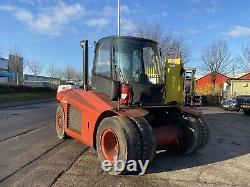 Used Diesel Forklift truck Linde H150D 15 tonne £198.62 Per week hire purchase