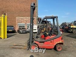 Used Gas LPG Forklift truck Linde H16T Standard 1600KG