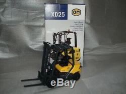 VERY RARE OM (Linde) XD25 truck forklift fork lift 1/25! MiB