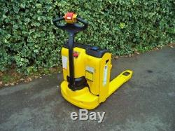 Yale MP16 compact electric power pallet truck / forklift, Linde, BT, Toyota, Hyster