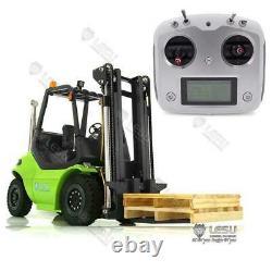 1/14 Esc Son Moteur Radio Peint Lesu Rc Diy Voiture Linde Forklift Truck Transfert
