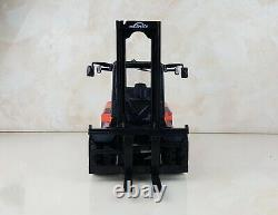 1/25 Échelle Linde Diesel Chariot Chariot Lourd Camions Diecast Modèle Collection Jouet Cadeau