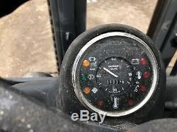 2,5 Tonne Diesel Linde Chariot Élévateur
