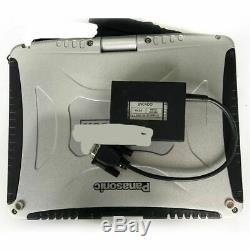 Box Chariot Élévateur Frontal Diagnostic Linde Canbox Docteur Linde Pathfinder Cf19 Ordinateur Portable