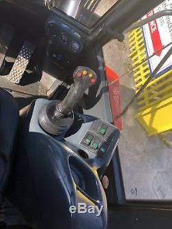 Cabine Complète De Chariot Élévateur Diesel D'occasion Linde H120-1200 12t 1997