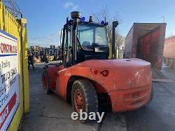 Camion De Chariot Élévateur Diesel D'utilisation Linde H150d 15 Tonnes £198.62 Achat De Location Par Semaine
