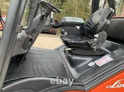 Camion De Chariot Élévateur Diesel Linde H45