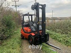 Camion De Chariot Élévateur Linde H30d