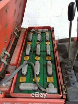 Camion Électrique Linde Spec Contenant 1,2 Tonnes