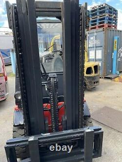 Camion Élévateur À Fourche Linde H25d Diesel Pas Gaz