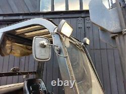 Camion Élévateur Diesel Linde H25d