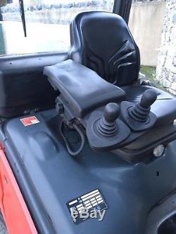 Chariot À Gaz Linde H18