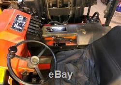 Chariot À Mât Rétractable Électrique Lansing Linde R20 Pn Avec 3434 Heures Jusqu'à 6 M