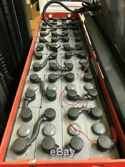 Chariot À Mât Rétractable Électrique Linde R20s 2,0 Tonnes