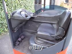 Chariot À Mât Rétractable Linde R14s / Non Diesel