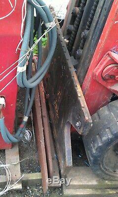 Chariot Électrique Linde Occasion Chariot Élévateur Forktruck Camion