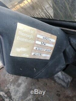 Chariot Élévateur À Fourche À Chariot Élévateur Linde H16-d Diesel Pour Conteneur À Faible Mâts