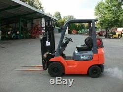 Chariot Élévateur À Fourche À Gaz Toyota Linde Hyster Yale Dw0242