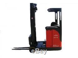 Chariot Élévateur À Fourche Linde R14s Electric Forktruck