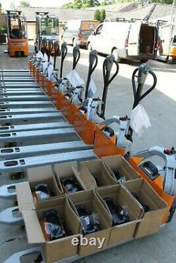 Chariot Élévateur À Palettes Électrique Ech12 2020 X10 Linde T20 Bt Jungheinrich