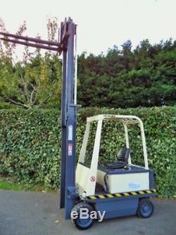 Chariot Élévateur Climax Electric Counterbalance. Pas De Diesel, Linde, Atlet, Yale