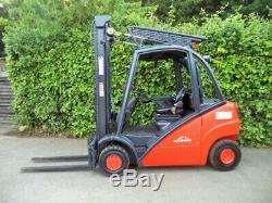 Chariot Élévateur Diesel À Contrepoids Linde H25d / Comme Toyota Hyster Caterpillar