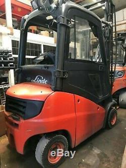 Chariot Élévateur Diesel Linde 2011 H18d De 1,8 Tonne