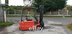 Chariot Élévateur Électrique Linde E16 Capacité 1600 KG 1991 Année