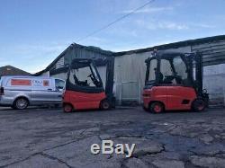 Chariot Élévateur Électrique Linde E20