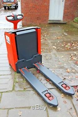 Chariot Élévateur Électrique Linde T16, T18, T20, 2009, Euro Spec, 2015 Batterie