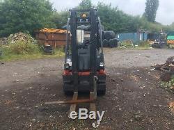 Chariot Élévateur Frontal Linde H12gas / Lpg