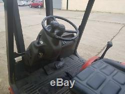Chariot Élévateur Frontal Linde H16t Gas / Lpg 5m