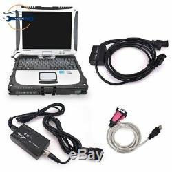Chariot Élévateur Frontal Outil De Diagnostic Linde Canbox Docteur Pathfinder Logiciel Portable