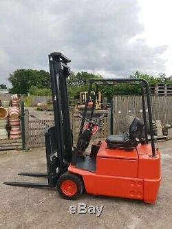 Chariot Élévateur Linde E15 1500kg Electric Forklift