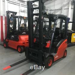 Chariot Élévateur Linde H16d / Encore / Toyota / Chenille / Hyster / Mitsubishi