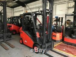 Chariot Élévateur Linde H20t Gaz / Encore / Toyota / Chenille / Hyster / Mitsubishi