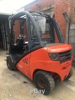 Chariot Élévateur Linde H25d 2.5 Tonnes Diesel